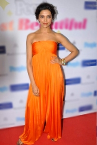 deepika-padukone-orange-dress (9)