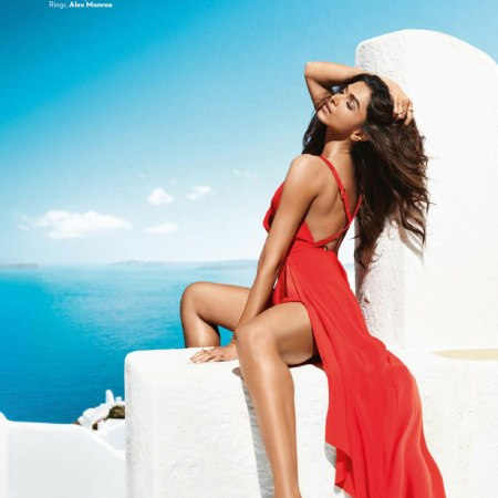 Deepika Padukone Vogue Magazine Photos